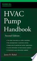 HVAC Pump Handbook  Second Edition Book