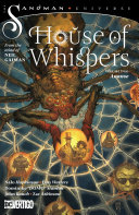 House of Whispers Vol  2  Ananse