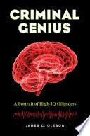 Criminal Genius Book