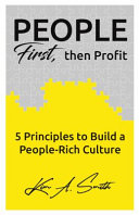 People First  Then Profit Book