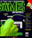 Internet Games Directory Book