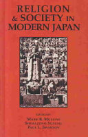 Religion and Society in Modern Japan