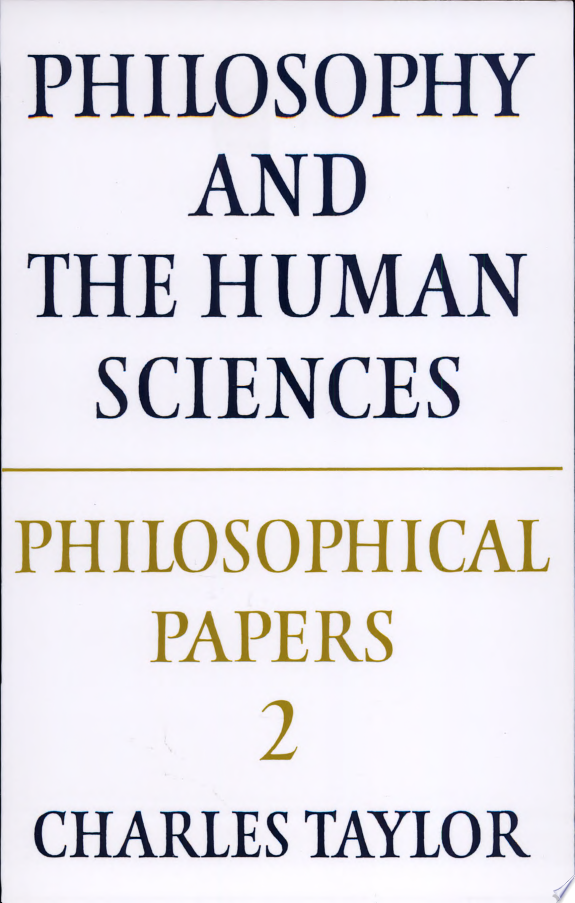 Philosophical Papers: Volume 2, Phi