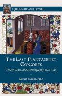 The Last Plantagenet Consorts [Pdf/ePub] eBook