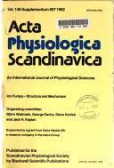 Acta Physiologica Scandinavica