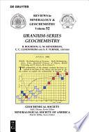 Uranium series Geochemistry Book