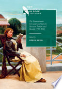 The Transatlantic Circulation of Novels Between Europe and Brazil, 1789-1914