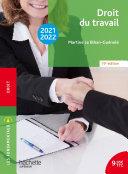 Pdf Fondamentaux - Droit du travail 2021-2022 Telecharger