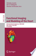 Functional Imaging And Modeling Of The Heart Book PDF