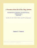 A Narrative of the Life of Mrs. Mary Jemison (Webster's Chinese Traditional Thesaurus Edition)