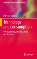 Technology and Consumption Pdf/ePub eBook