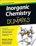 Inorganic Chemistry For Dummies