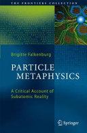 Particle Metaphysics Pdf/ePub eBook