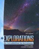 Explorations  Introduction to Astronomy Book