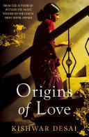 Origins of Love Pdf/ePub eBook