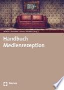 Handbuch Medienrezeption
