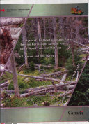 Analysis of the Newfoundland Forest Service Permanent Sample Plot Dead Wood Transect Dataset