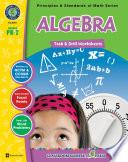 Algebra Task Drill Sheets Gr Pk 2