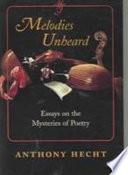 Melodies Unheard