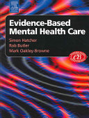 Evidence based Mental Health Care