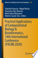 Practical Applications of Computational Biology   Bioinformatics  14th International Conference  PACBB 2020  Book