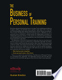 The Business of Personal Training Book