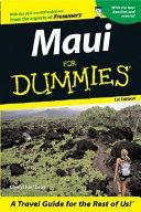 Maui For Dummies