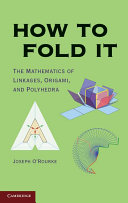 How to Fold It