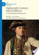 Eighteenth Century Naval Officers