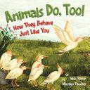 Animals Do, Too! Pdf/ePub eBook