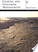 Coastal and Estuarine Management
