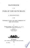 Handbook of the Flora of New South Wales