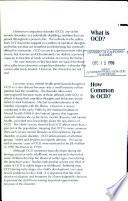 Obsessive Compulsive Disorder Book PDF
