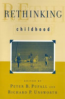 Rethinking Childhood Pdf/ePub eBook