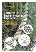 Chirality in Supramolecular Assemblies