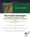 J2EE FrontEnd Technologies