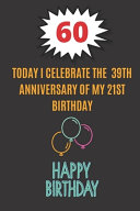 Today I Celebrate the 39th Anniversary of My 21st Birthday