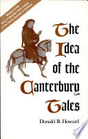 The Idea of the Canterbury Tales Book PDF