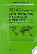 Global Biodiversity in a Changing Environment Book
