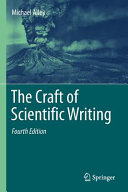 The Craft of Scientific Writing Book