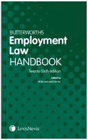 Butterworths Employment Law Handbook