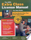 The ARRL Extra Class License Manual for Ham Radio Book