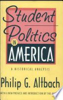 Student Politics In America