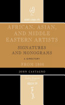 African  Asian and Middle Eastern Artists