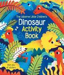 Little Children s Dinosaur Activity Book