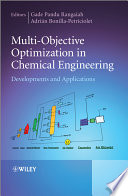 Multi Objective Optimization In Chemical Engineering Book PDF
