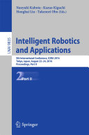 Pdf Intelligent Robotics and Applications Telecharger