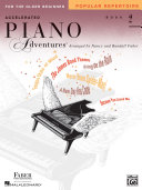 Accelerated Piano Adventures for the Older Beginner Book 2 Book