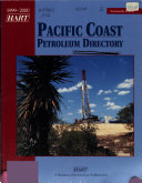 Hart Pacific Coast Petroleum Directory Book