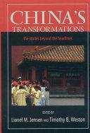 China's Transformations